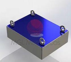 Placa de Separação Magnetica